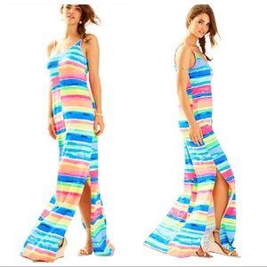 Lilly Pulitzer Gigi Maxi Beach Dress